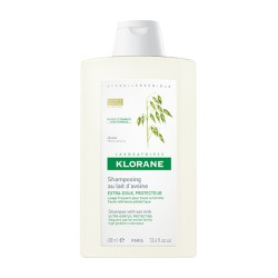 Klorane Hair Gentle Shampoo with Oat Milk 400ml