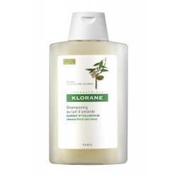 Klorane Shampoo Almond Milk 400ml