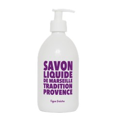 Liquid Hand Soap Tradition Provence 500ml Fresh Fig