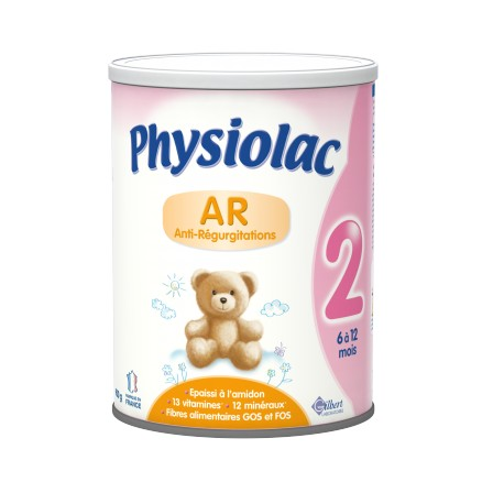 Physiolac 2 Anti-Reflux 900g 6-12 months
