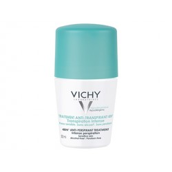Vichy Deodorant Traitement Anti-Transpirant 48h - Roll-On 50ml