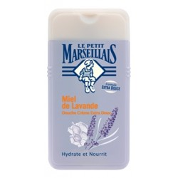 Lavender Honey Shower Cream 250ml by Le Petit Marseillais